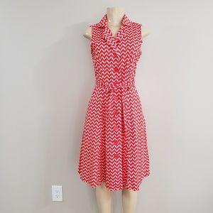 MLLE GABRIELLE | Orange dress